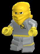 Ninja student early