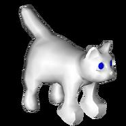 Tabby Cat Standing