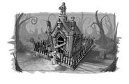 Monarchs tomb