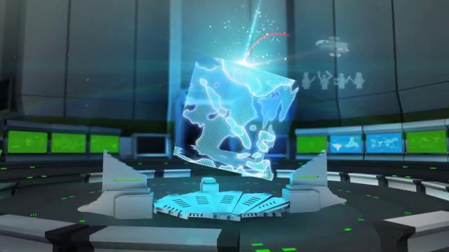Venture Room Hologram