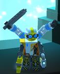 Atom Overbuild
