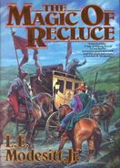 The Magic of Recluce (cover Tor 1992)