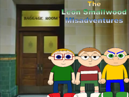 Leon, Eric and Joey at the Baggage Room Door