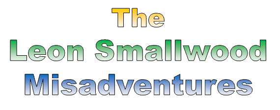 File:THE LEON SMALLWOOD MISADVENTURES LOGO TRANS.png