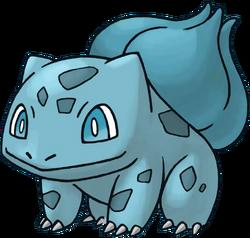 001 Bulbasaur RT Crystal