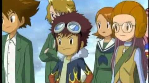 Digimon Adventure 02 Opening (English)