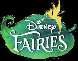 Disney Fairies Current Logo