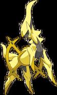Arceus XY2 Shiny