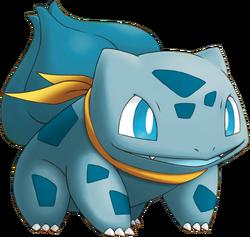 001 Bulbasaur ES Crystal