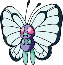 012 Butterfree OS1