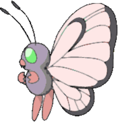 012 Butterfree OS2 Shiny