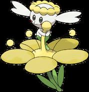 Flabébé Yellow Flower