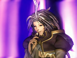 Kuja takes control of Bahamut