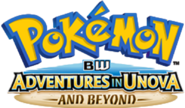 BW Adventures in Unova and Beyond Logo