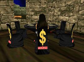 7th Heaven Monopoly Table