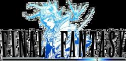 FF1 PSP Title 3D
