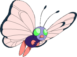 012 Butterfree OS3 Shiny