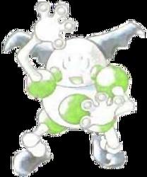 122 Mr. Mime RG Shiny