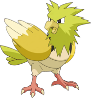 021 Spearow Shiny