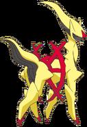 Arceus Mind5 Shiny