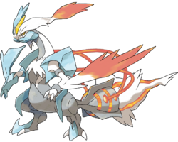 646 Kyurem White Activated