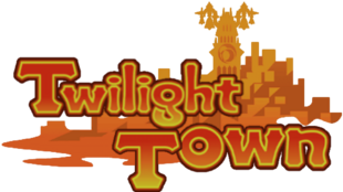 Twilight Town Logo KHCOM