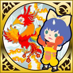 Eiko Carol Rebirth Flame SR L