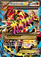 Primal Groudon-EX PC151