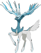 Xerneas Neutral XY2 Shiny