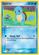 007 Squirtle FRLG82