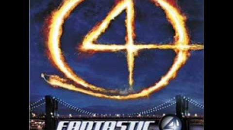 Fantastic Four Soundtrack Theme