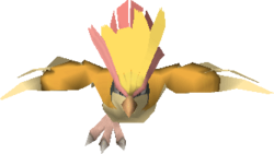 018 Pidgeot PS