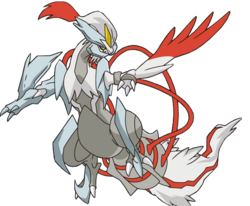 646 Kyurem White Activated BW