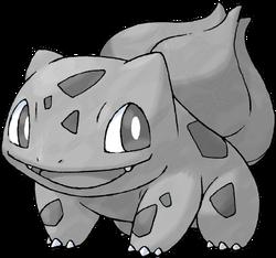 001 Bulbasaur Silver