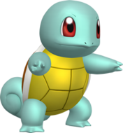 007 Squirtle 3D