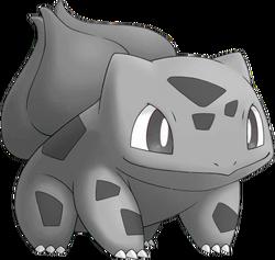 001 Bulbasaur ETD Silver