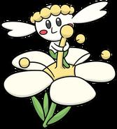 Flabébé White Flower DW