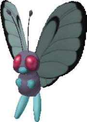 012 Butterfree PS