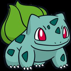 001 Bulbasaur DW