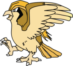 018 Pidgeot OS1 Shiny