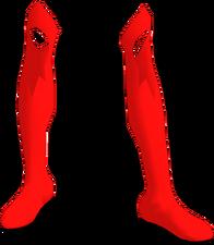 Supergirl Alpha Boots2
