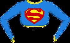 Supergirl Alpha Top