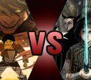 Eren Jaeger vs Wander