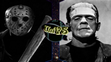Jason Voorhees vs Frankenstein