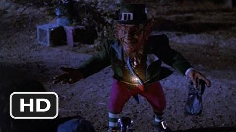 Leprechaun (6 11) Movie CLIP - Bear Trap (1993) HD