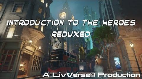 The Heroes of the LivVerse©