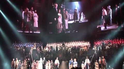 One day more (Les Miserables in Concert -The 25th Anniversary, O2 London, 3 Oct)