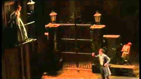 Les Miserables International Tour 2011- In my life, A heart full of love & The Attack On Rue Plumet