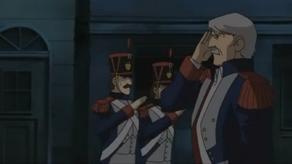Disguised Valjean Salutes