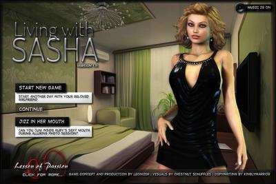 Living with Sasha